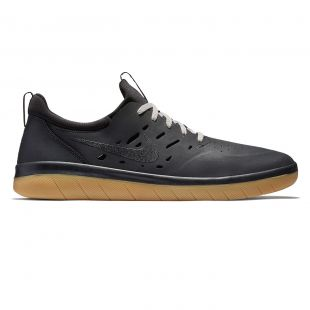 Кеды Nike SB Nyjah Free black/black-gum light brown