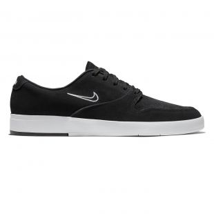 Кеды Nike SB Zoom P-Rod X black/black-white