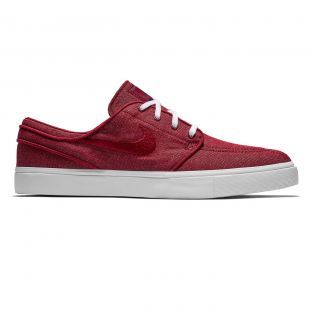 Кеды Nike SB Zoom Stefan Janoski Canvas red crush