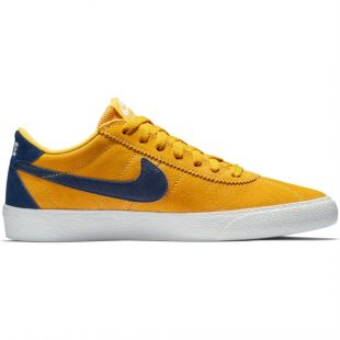 Кеды Nike SB Bruin Lo Wmn (yellow ochre/blue void white)
