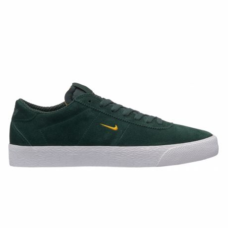 Кеды Nike SB Zoom Bruin Ultra (midnight green/yellow ochre white)