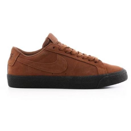 Кеды Nike SB Zoom Blazer Low (lt british tan/lt british)