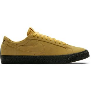 Кеды Nike SB Zoom Blazer Low (yellow ochre/yellow ochre black)