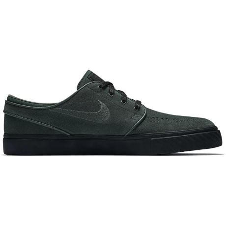 Кеды Nike SB Zoom Stefan Janoski (midnight green/midnight green black)