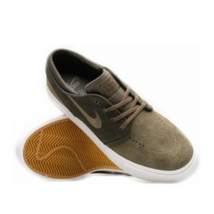 Кеды Nike SB Zoom Stefan Janoski (sequoia/medium olive summit)