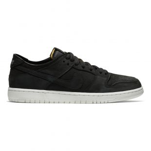 Кеды Nike SB Zoom Dunk Low Pro black/black-summit white-anthrct