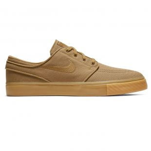 Кеди Nike SB Zoom Stefan Janoski golden beige/golden beige-gm