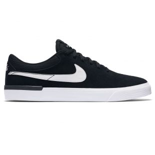 Ethic купить Кеды Nike SB Hypervulc Erik Koston black/white-dark grey