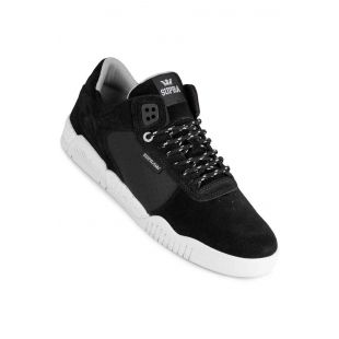 Кеды Supra Ellington (black/lt grey white)