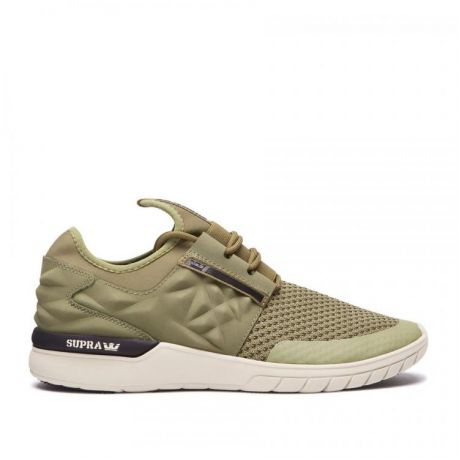 Кеды Supra Flow Run Evo 2 (olive bone)