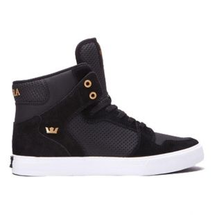 Кеды Supra Vaider (black/copper white)