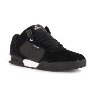 Кеди Supra Ellington (black/white black)