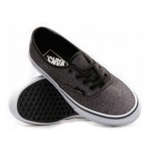 Кеды Vans Authentic (glitter/rainbow/black)