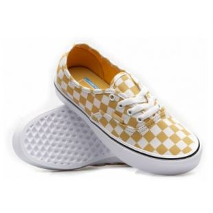 Кеды Vans Authentic Lite (canvas/ochre/true/white)
