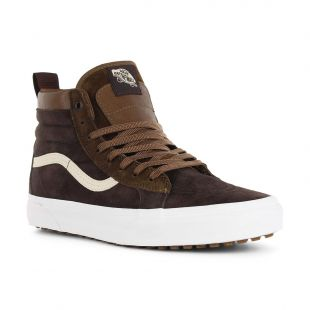 Кеды Vans Sk8 Hi Mte (mte/dark earth/seal brown)