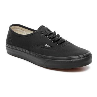 Кеды Vans Authentic (black/black)