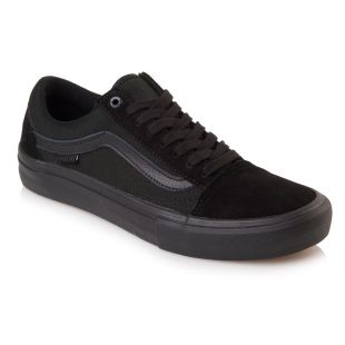 Кеды Vans Old Skool Pro (blackout)