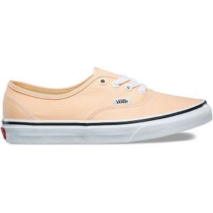 Кеды Vans Authentic (bleached apricot/true white)