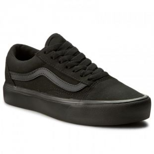 Кеды Vans Old Skool Lite (black/black)