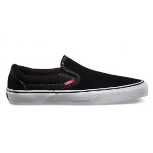 Кеды Vans Slip On Pro (black/white/gum)