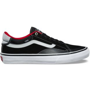 Кеды Vans Tnt Advanced Prototype (black/white/red)
