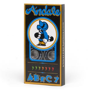 Andale Bearings 01 Abec 7 (black)