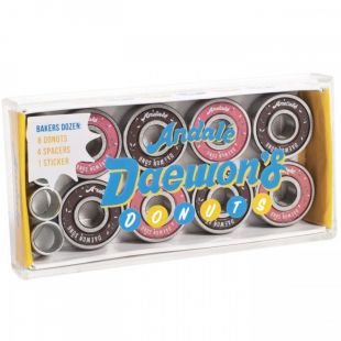 Andale Bearings Daewon Song Donut Box (donuts)
