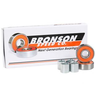 Bronson Bearings Speed Co G2