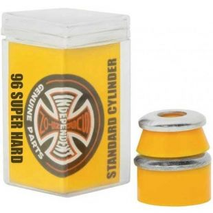 Independent Bushings Standard Cylinder Super Hard (yellow)