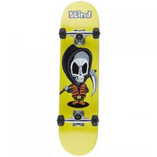 Скейтборд Blind  New Bone Thug Yth Sft Whl (yellow)