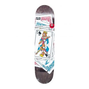 Baker Deck Tb King Of Spades (brown)