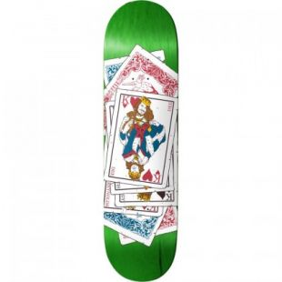 Baker Deck Tb King Of Spades (green)
