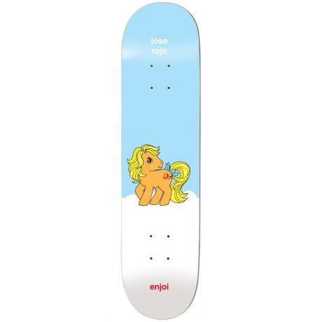 Enjoi Deck My Little Pony Pro R7 Rojo (blue/white)