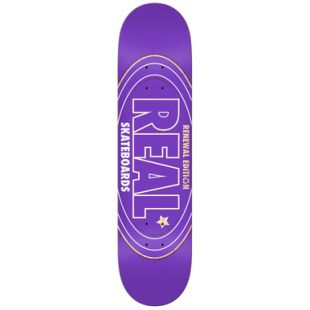 Real Deck Oval Renewal (purple)