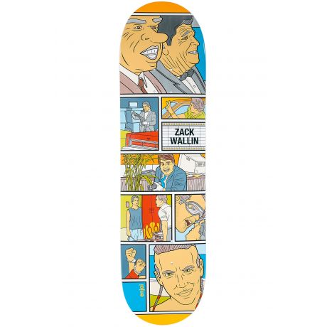 Enjoi Deck Movie Night Impact Light (wallin)