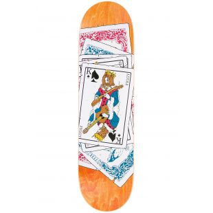 Baker Deck Tb King Of Spades (orange)