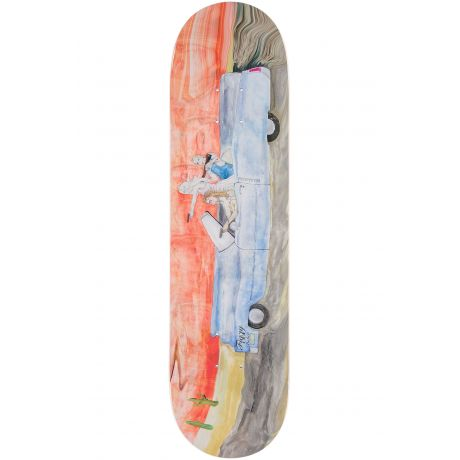 Baker Deck Jf Reject (orange/blue)