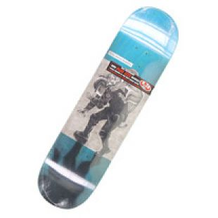 Real Deck Busenitz Revolt (teal)