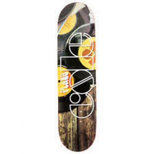 Plan B Deck Tunes Cole (black/orange)