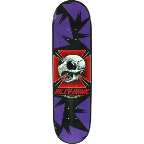 Baker Deck Riley Hawk Tribute Purple (purple)