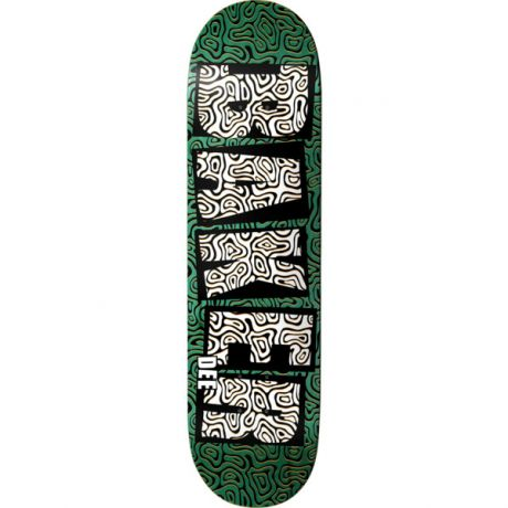 Baker Deck Do Brand Name Dither (teal)