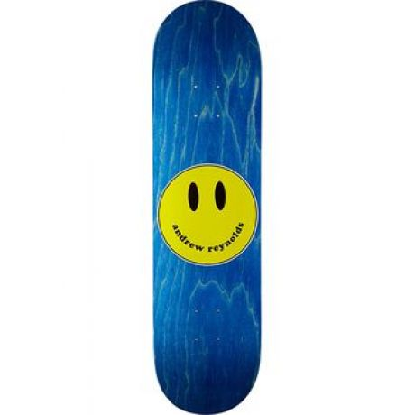 Baker Deck Andrew Reynolds Smiley (blue)