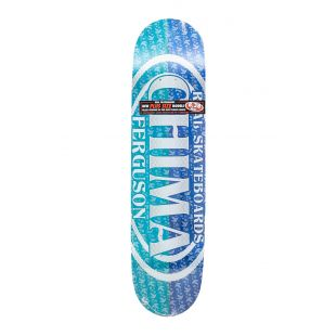 Real Deck Chima Premium 2 Tone (navy/sea green)