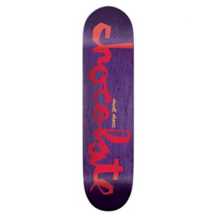 Chocolate Deck Alvarez Original Chunk (red/purple)