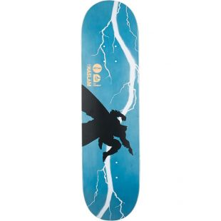 Almost Deck Batman Dark Knight Returns Haslam (teal/black)