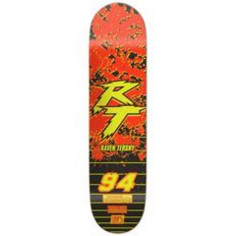 Chocolate Deck Tershy Braaaap (red/black)