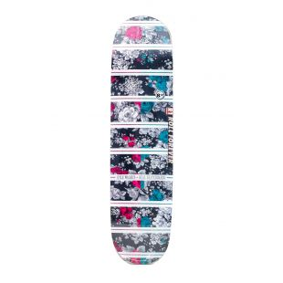 Real Deck Walker In Blue (white/black/flower)