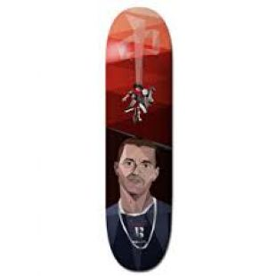Plan B Deck Colin McKay Alf Art (red/black/navy)
