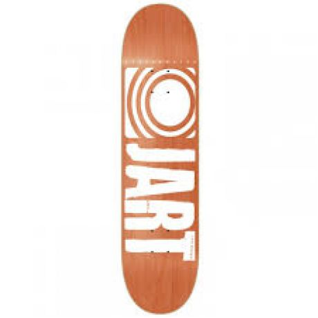 Jart Deck Classic (orange/white)