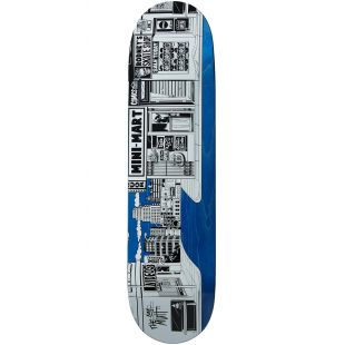 Almost Deck Stick O Rama R7 (blue/white)